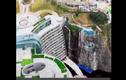 Video: Khách sạn 5 sao dưới lòng đất, xây dựng tới 500 triệu USD