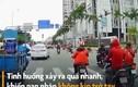 Video: Tên cướp giật điện thoại giữa ngã tư ở TP.HCM