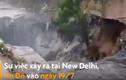 Video: Tòa nhà 2 tầng đổ sập sau cơn mưa lớn ở Ấn Độ