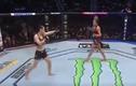 """Video: Nữ võ sĩ tung 170 cú đấm khiến mặt đối thủ """"biến dạng"""""""