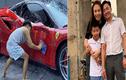 Cậu cả Subeo được sống giàu có vẫn rửa xe ô tô cho bố