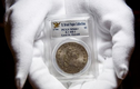 Đồng xu bạc hơn 200 tỷ tiếp tục được giới nhà giàu hỏi mua