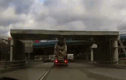 Video: Cầu vượt bị xe bồn tông sập