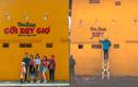 Bức tường vàng Tiệm bánh Cối Xay Gió sắp bị xoá bỏ