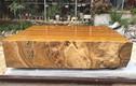 Choáng ngợp với chiếc sập đá quý vàng óng nặng 7 tấn