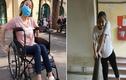 Đôi chân là thử thách của nữ sinh viên Đại học Y Hà Nội