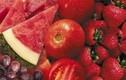 6 loại quả có màu đỏ trẻ đẹp chống lão hóa da