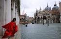 Thành phố kênh đào Venice bị ngập hơn 1m