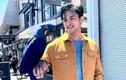 Người mẫu Lê Anh Huy cao 1,91 m đóng vai Thúc Sinh trong Kiều
