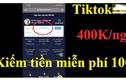 Sự thật trò nhấn like trên TikTok kiếm được tiền