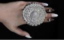 Cận cảnh chiếc nhẫn kim cương vừa lập kỷ lục Guinness