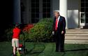 Đằng sau những bức ảnh ấn tượng nhất của Tổng thống Mỹ thứ 45