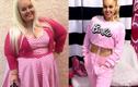 Người phụ nữ giảm 90 kg để có thân hình giống búp bê Barbie
