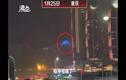 Trung Quốc: Hơn 100 máy bay không người lái liên tục đâm vào tòa nhà