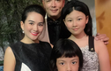 Vợ Bình Minh đứng hình khi con gái hỏi tại sao không thi hoa hậu