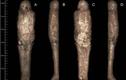 Bức ảnh CT tiết lộ bí mật về xác ướp cô gái 3.200 tuổi