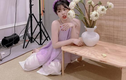 Chụp ảnh áo yếm bị chê bai, Huỳnh Anh phản ứng đầy cam chịu