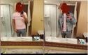 Tự tin gửi ảnh selfie chứng minh đi cùng bạn, chồng bị vợ vạch mặt