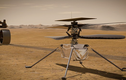 Trực thăng không người lái lùi ngày hạ cánh xuống sao Hỏa