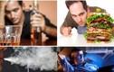 7 thói quen là kẻ thù của gan thận phải bỏ ngay