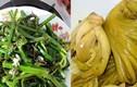 3 loại rau bị WHO liệt vào danh sách thực phẩm độc hại