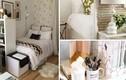 7 ý tưởng thông minh giúp phòng ngủ nhỏ nhưng vẫn gọn gàng