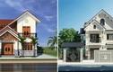 9 mẫu nhà 2 tầng mái thái đẹp mê ly, giá chỉ từ 600 triệu