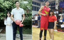 Cô gái nấm lùn tán đổ cầu thủ bóng rổ cao hơn 2m chỉ 3 ngày