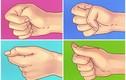 Nhìn cách nắm tay biết ngay tính cách của bạn như thế nào