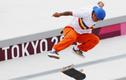 Phong cách các vận động viên trượt ván tại Olympic Tokyo