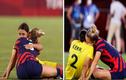 Hai nữ cầu thủ xác nhận hẹn hò sau khoảnh khắc gây sốt ở Olympic