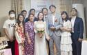 Đám cưới siêu dễ thương mùa COVID-19 của cặp đôi Việt tại Hàn Quốc