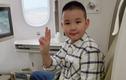 Quý tử 11 tuổi của hoa hậu Thùy Lâm phổng phao khó nhận ra