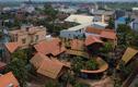 Ngôi nhà như một làng cổ thu nhỏ ở ngoại thành Hà Nội