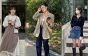 Style gái Hàn tuần qua: Diện toàn items cơ bản nhưng mix match đầy sang chảnh
