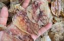 Mực khô giá rẻ, chỉ 200.000 đồng/kg loại mực to bằng cả bàn tay