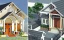 4 mẫu nhà cấp 4 mái thái đẹp, giá thành rẻ, xem xong muốn xây liền
