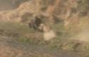 """Video: Sư tử choáng váng trước màn cứu bạn cực """"gắt"""" của trâu rừng"""