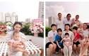 Kim Lý chúc mừng sinh nhật mẹ Hà Hồ, khoe loạt ảnh gia đình cực phẩm