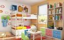 Thiết kế căn phòng cho trẻ đẹp lung linh nhờ các gam màu