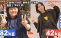Cô gái Nhật giảm 40 kg để tỏ tình với thầy giáo