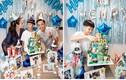 Cường Đô La - Đàm Thu Trang hạnh phúc trong tiệc sinh nhật Subeo