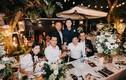 Tiệc kỷ niệm 40 cưới cực hoành tráng của bố mẹ Quốc Trường