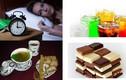 Những món ăn khiến người trẻ mất ngủ khó hiểu