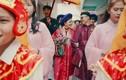 Cô dâu, chú rể mặc cổ phục triều Nguyễn trong ngày cưới gây sốt