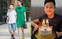Con trai Quang Dũng - Jennifer Phạm trổ mã ngày càng giống bố
