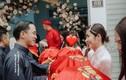 Vợ chồng Tăng Thanh Hà gây sốt với hình ảnh trao nhận sính lễ