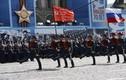 Giãi mã đội Hồng quân bất tử trong duyệt binh Nga