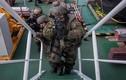 Mục kích Đặc nhiệm Đức dàn quân săn cướp biển