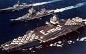 """Tàu sân bay hạt nhân vũ khí giúp Mỹ """"thắng thế"""" Liên Xô"""